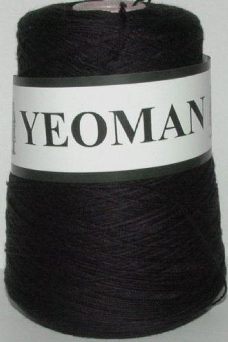 Yeoman Sport  Pure Virgin Merino Wool - Black